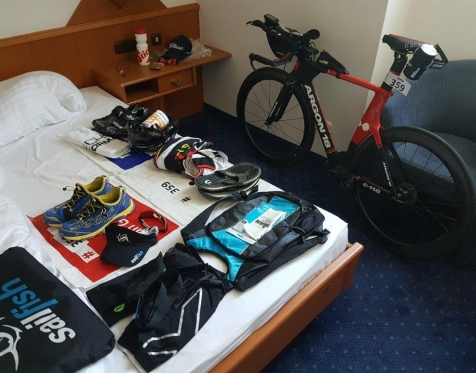 Ironman Zell am See 2016 Preparation
