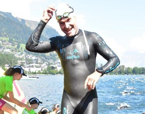 Ironman Zell am See 2016 Swim