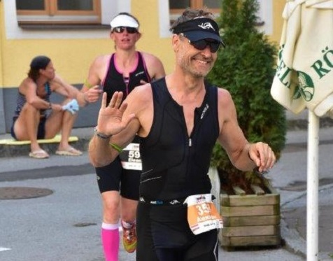 Ironman Zell am See 2016 Run
